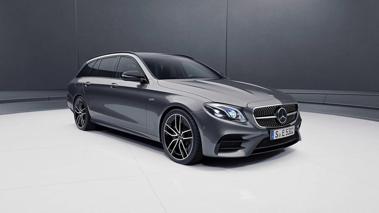 Mercedes-AMG E53 2018