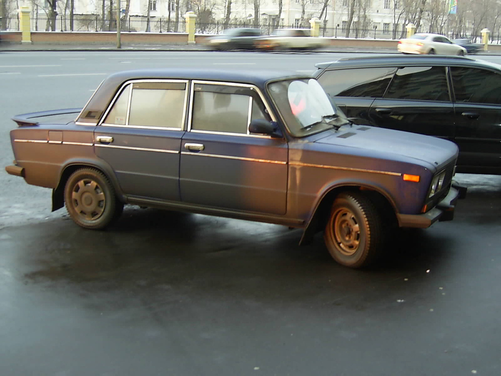 VAZ 2106 Moskva