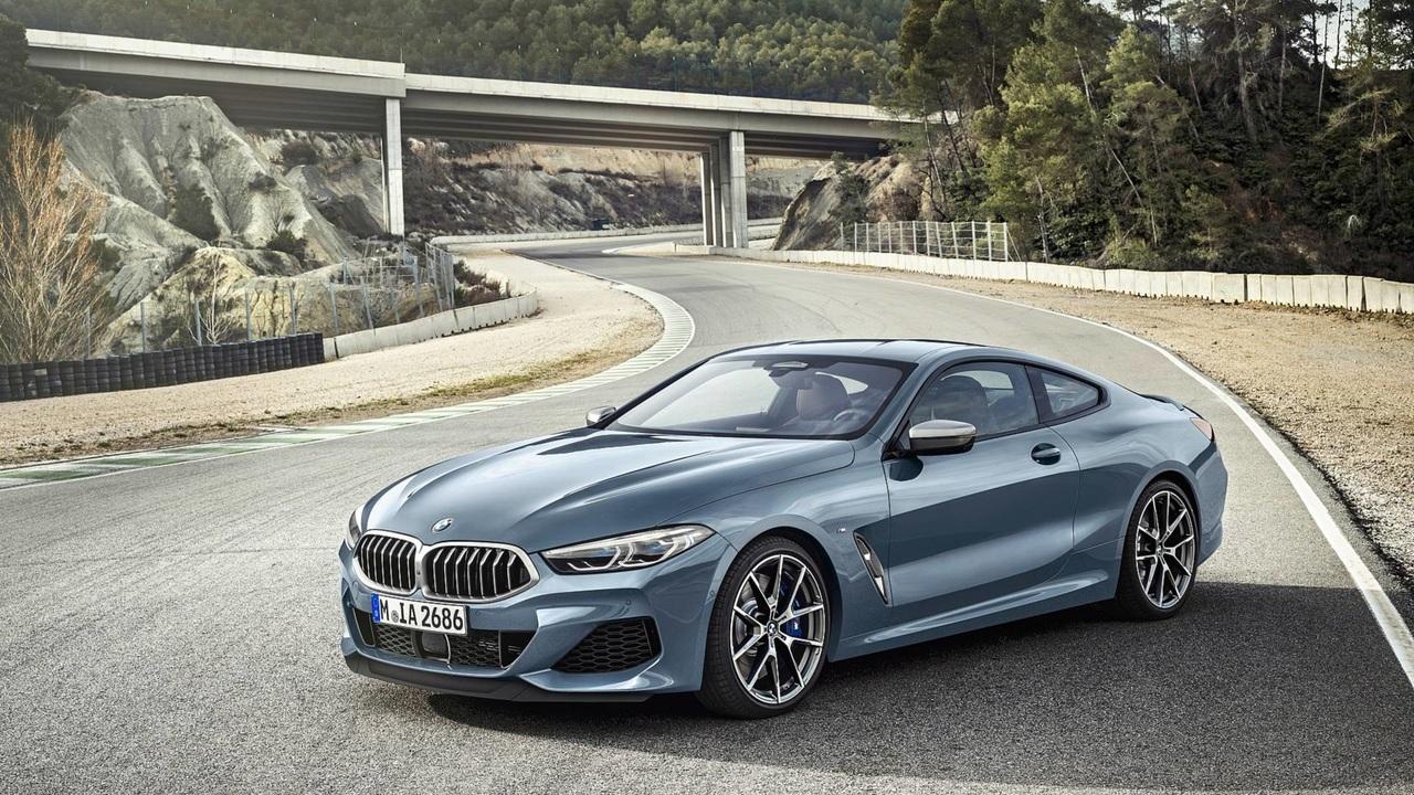 2019 BMW 8 850