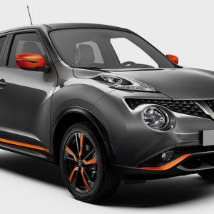 Nissan Juke новый