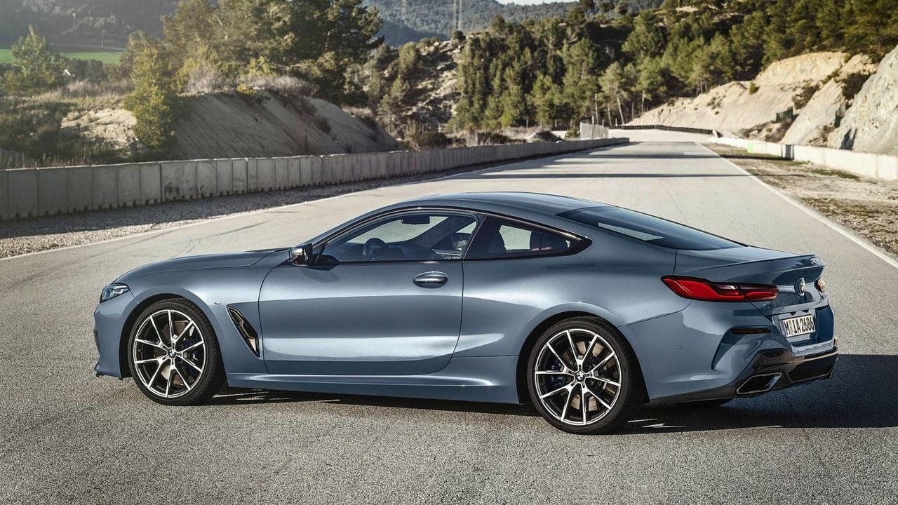 2019 BMW 8 850 купе