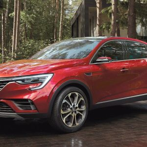 Renault Arkana 2018