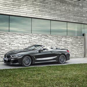 BMW 8 Cabrio