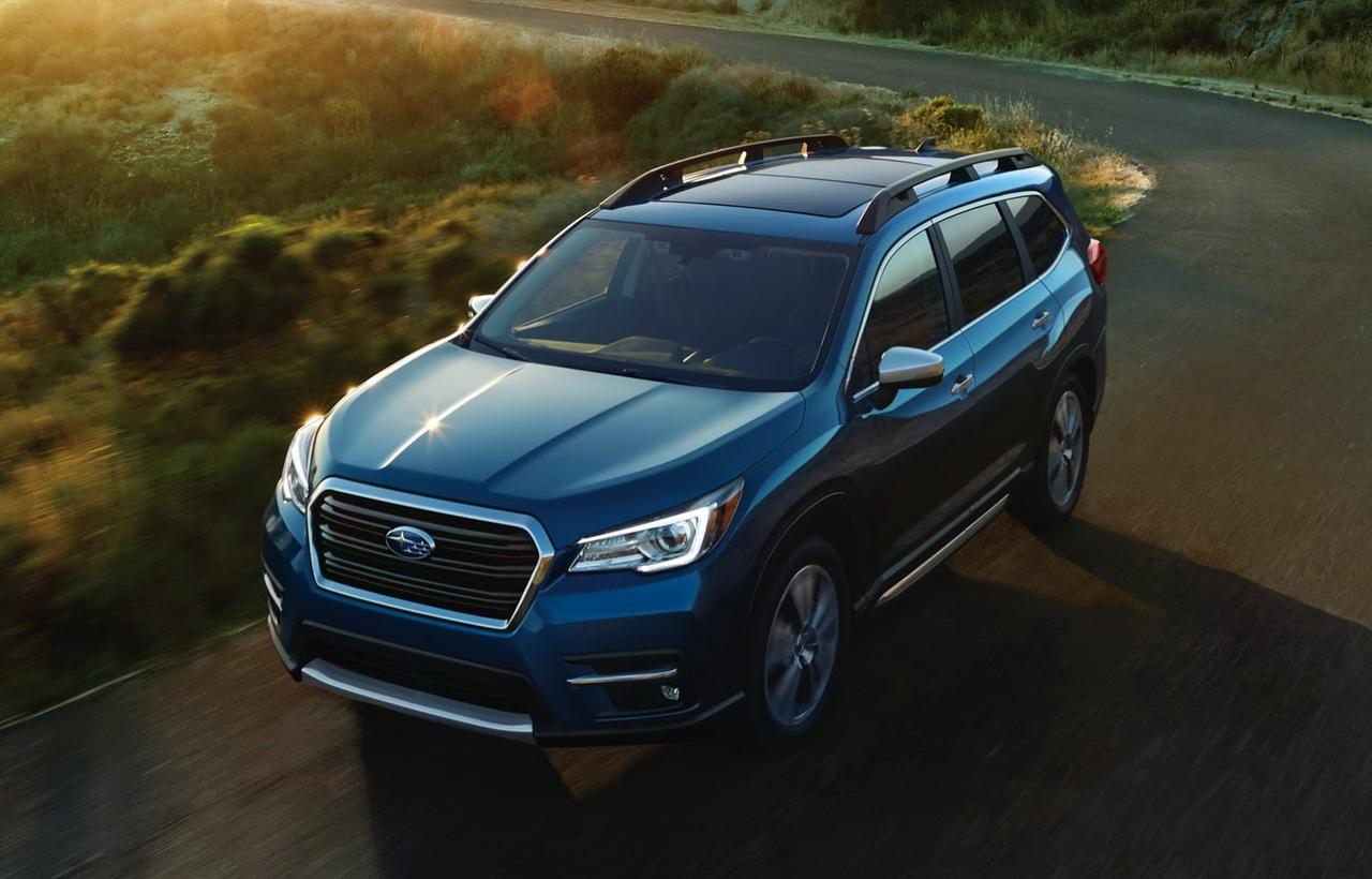 2018 Subaru Ascent