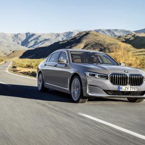2019 BMW 7-Series FL